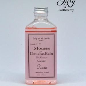 Shower mousse Une Roseraie Francaise 250 ml