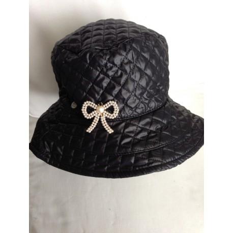 Smart rain hat