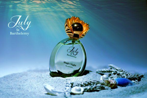 Magic Night Carte parfumée