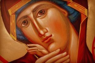 икона Божьей матери Отрада и Утешение