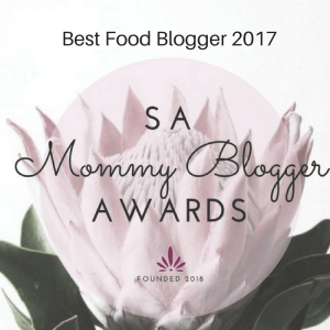 SA Mommy Blogger Awards: Best Foodie Blogger 2017 was Mama Chef Jozi