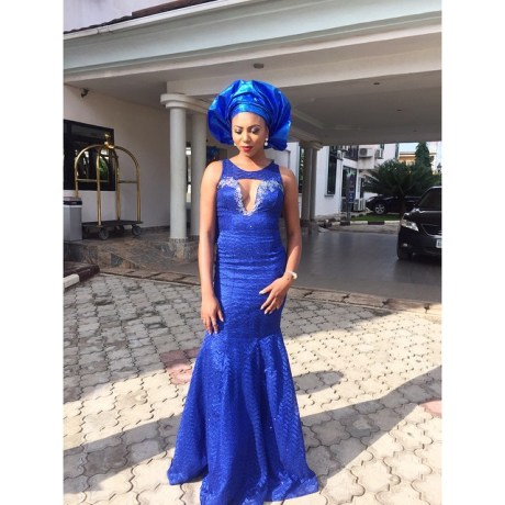 Stephanie-Coker-at-osas-Traditional-Wedding