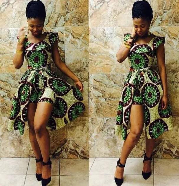 7 Fashionable Bum Shorts In Ankara Prints A Million Styles Africa