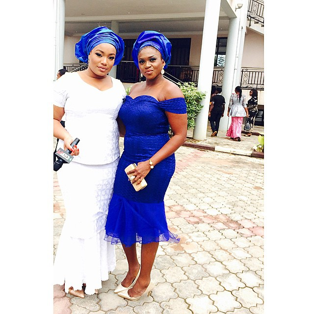 Wedding Glams: See Waje, Stephanie Coker, Lilian Esoro And