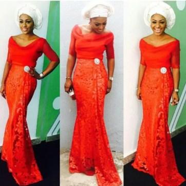 wedding guest aso ebi-amillionstyles13
