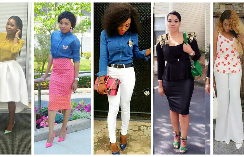 jaw dropping church outfits-amillionstyles