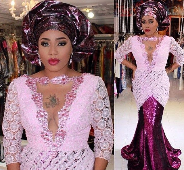 10 Hot Wedding Amp Events Dresses Nigerian Style A