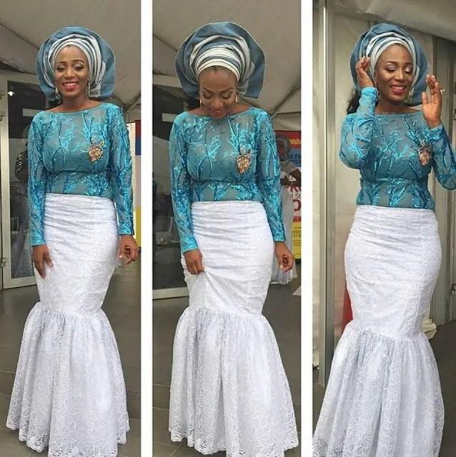Nigerian Wedding Styles: 10 Hot Wedding & Events Dresses - Nigerian Style.