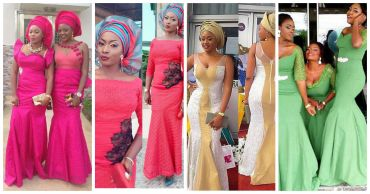 Ultimate Asoebi In Lace Cover