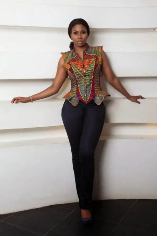 african ankara style on a millionstyles1