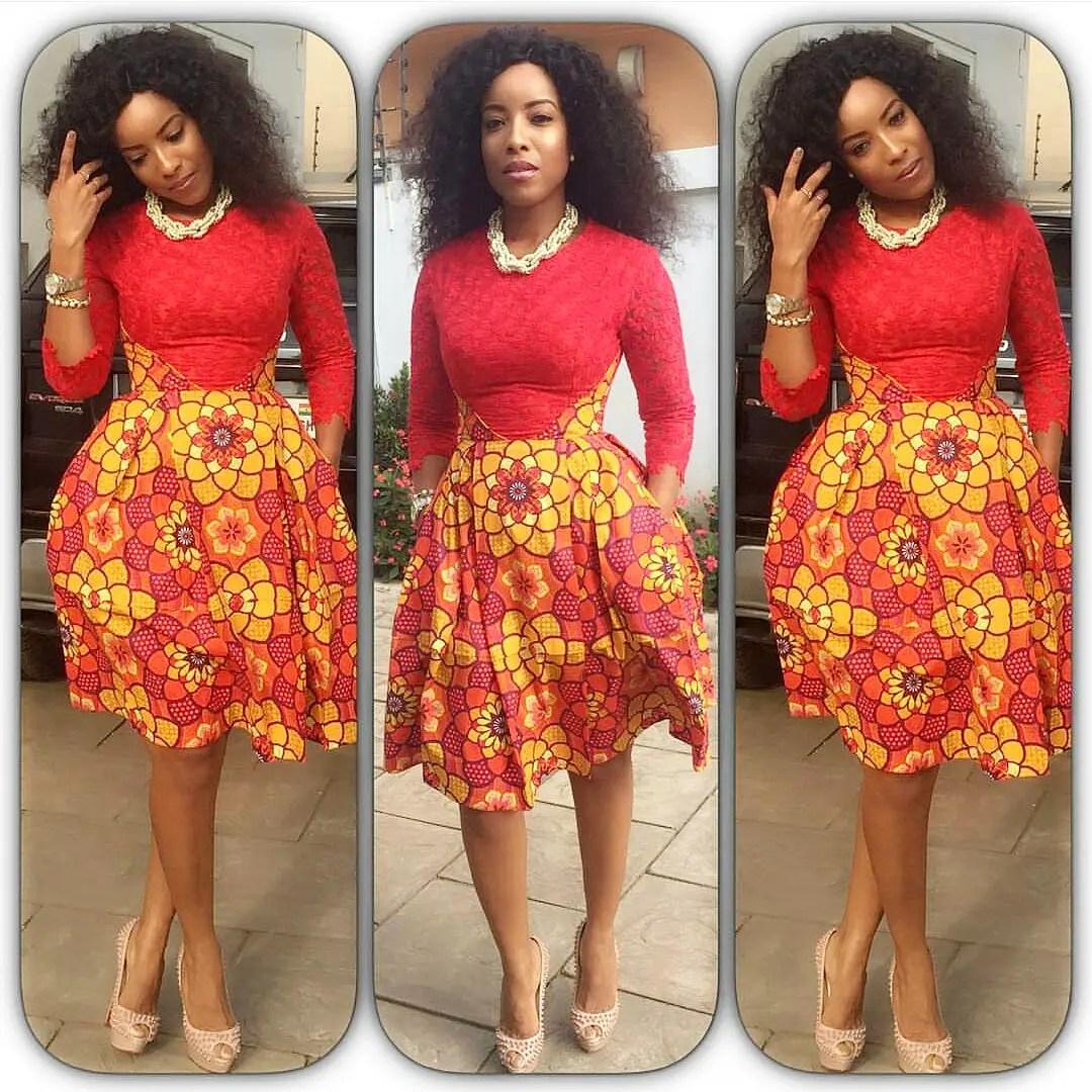2015 Amazing Kente Vs Ankara Styles A Million Styles Africa