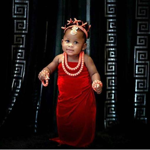 African Kids In Hot Traditional Dressing - AmillionStyles