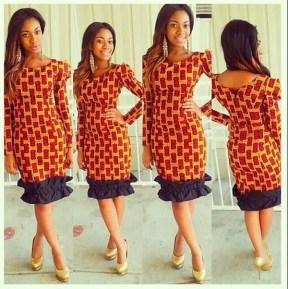 Amazing Ankara Short Gowns - AmillionStyles5