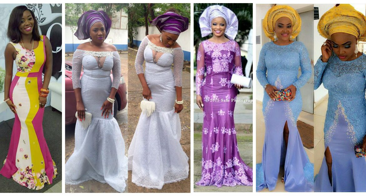 Amazing Asoebi Styles From Mercy Aigbe Iamnini And More This