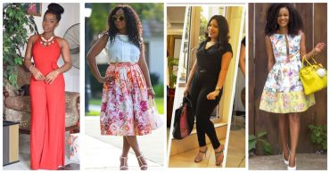 Fashion For Church Outfits Inspiration - AmillionStyles