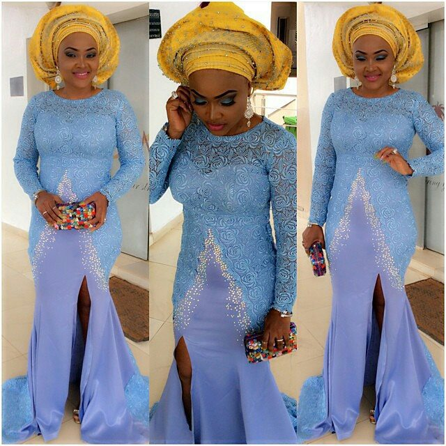 Amazing Asoebi Styles From Mercy Aigbe Iamnini And More