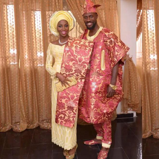 Yoruba Traditional Wedding Dresses | perlabook.com
