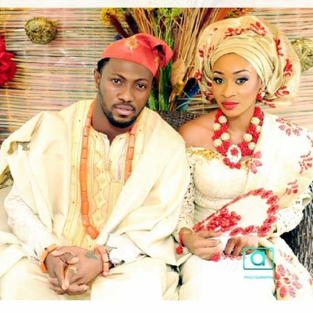5 Gorgeous Nigerian Traditional Wedding Dresses For Brides & Groom ...