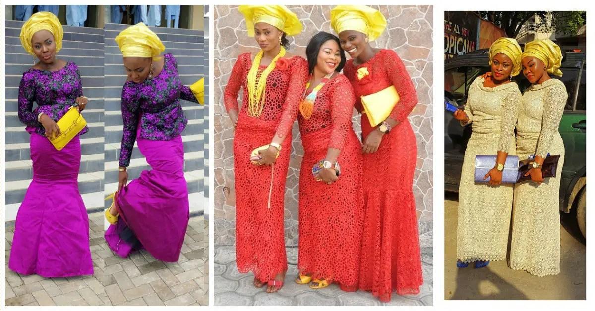 aso ebi styles in iro and buba amillionstyles
