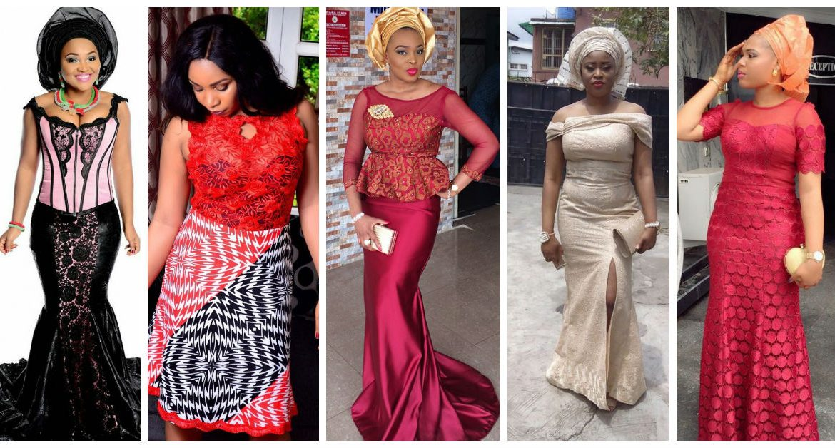 beautiful aso ebi styles in amillionstyles