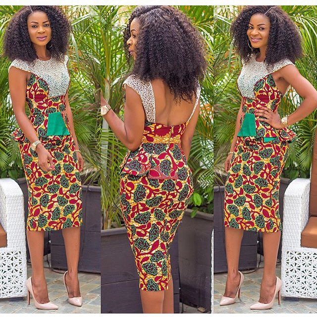 Ankara Collections Slaying Ankara In Different Styles