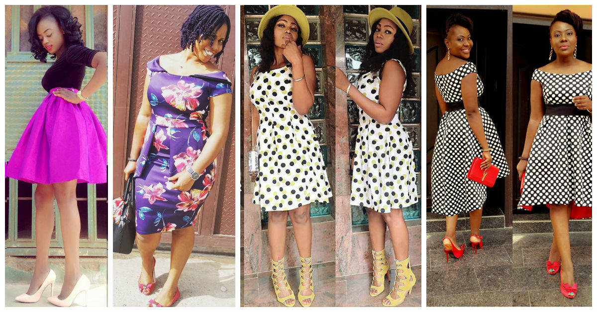 Fashion For Church Outfits amillionstyles.com cover