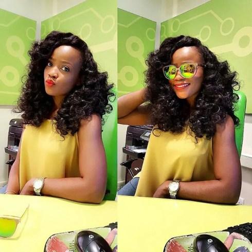 10 Amazing Curly Hairstyles amillionstyles @iamnini1
