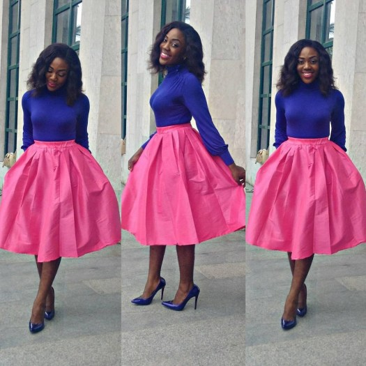 Classy And Stunning Outfit For Church amillionstyles.com @lindisparkus