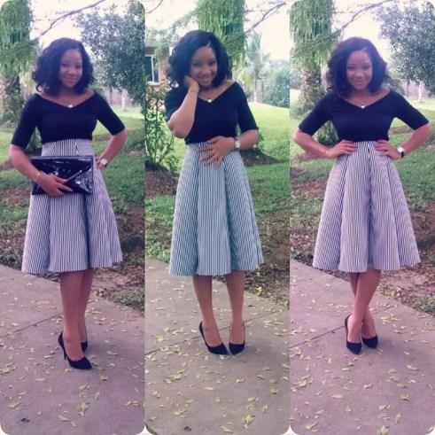 #FashionForChurch amillionstyles.com @iam_cutierutie