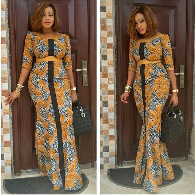 7 Amazing Amp Colorful Ankara Styles 2015 Lookbook 2 A