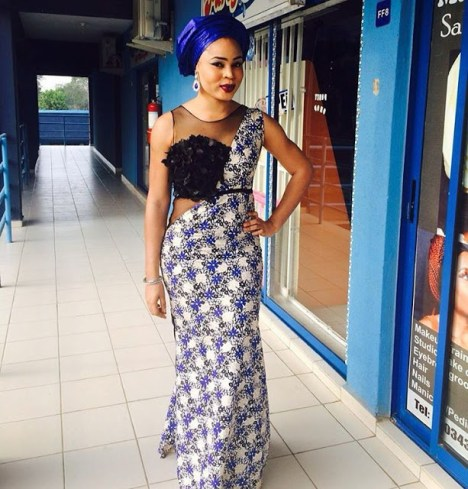 7 Trending Nigerian Ankara Styles asoebi style-amilllionstyles.com-2016