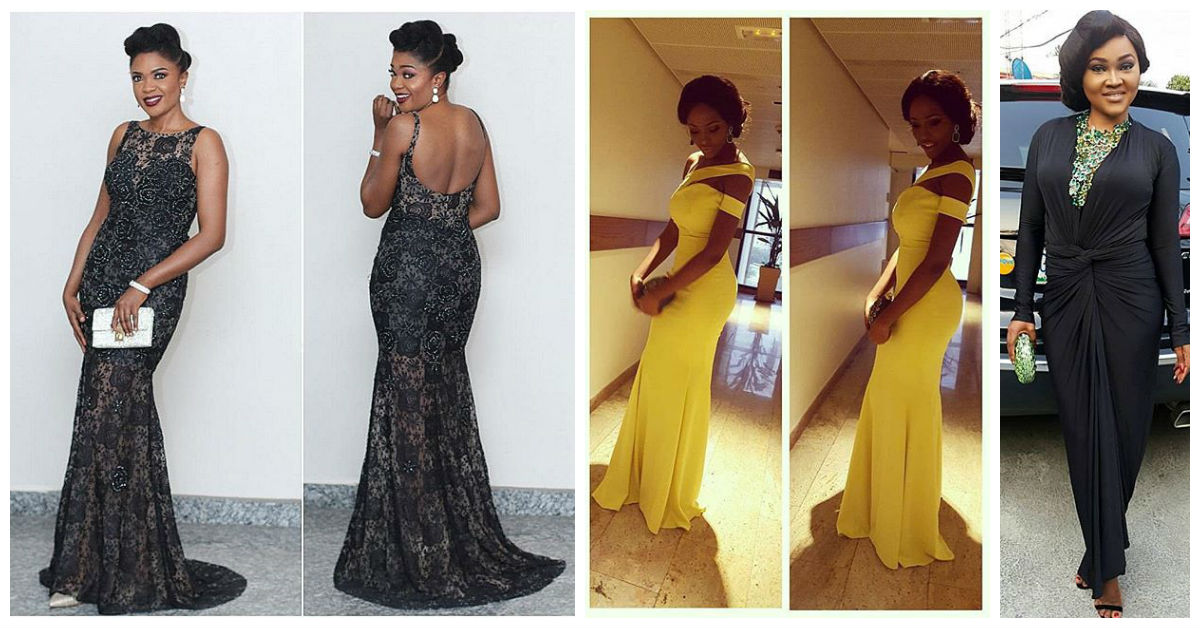 5 Stunning Nigerian Female Celebrity Style A Million Styles Africa