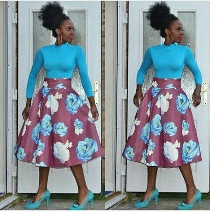 Pulchritude Church Outfits amillionstyles.com @fashiona_world
