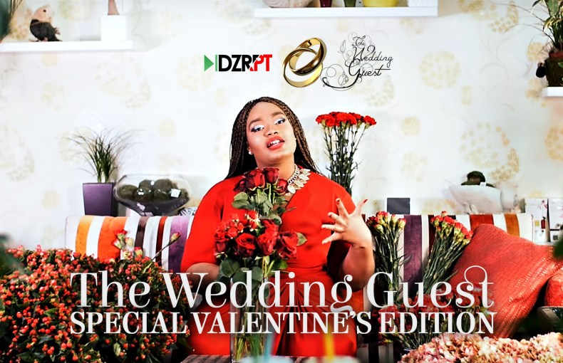 the wedding guest valentine special amillionstyles