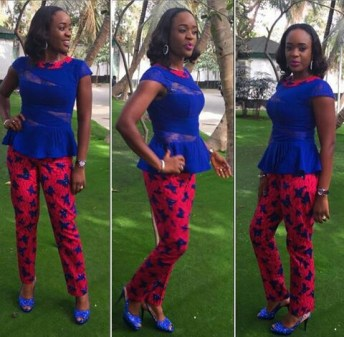 10 Dynamic Ankara Styles -  You Should See @mosunolojooduyemi