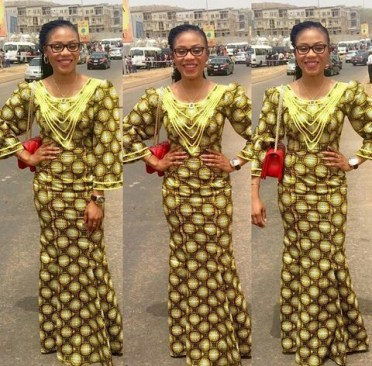 10 Dynamic Ankara Styles -  You Should See @nonsoa