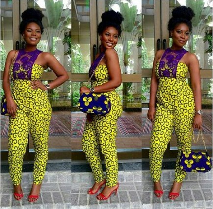 10 Dynamic Ankara Styles -  You Should See @therealrhonkefella