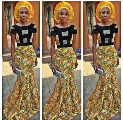 Extravagant Ankara Styles amillionstyles.com @asoebipalace