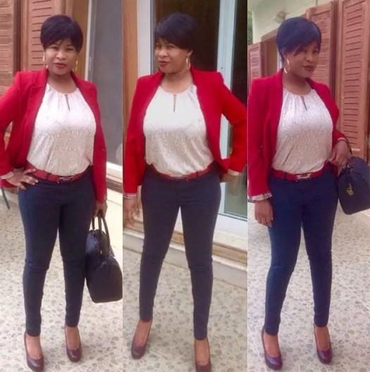 Amazing Entrepreneur Outfit amillionstyles.com @folashadefanawopo