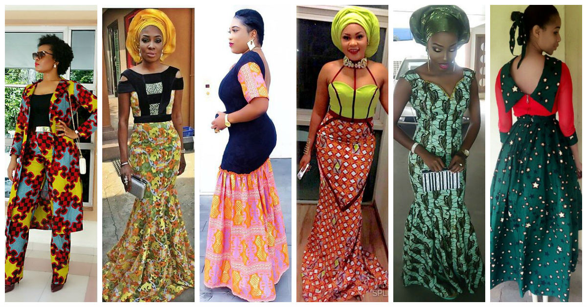 Latest Chitenge Dresses