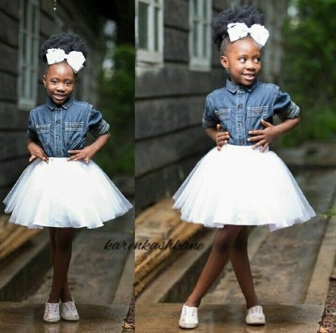 10 Adorable Kids In Their Awesome Outfit amillionstyles.com @karenkashkane
