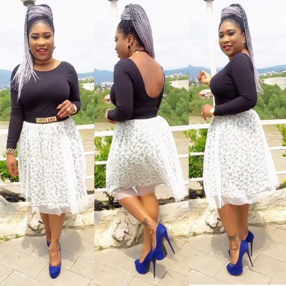 Beautiful Fashion For Church Outfits amillionstyles.com @sleek_ella