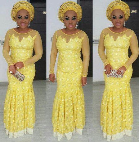 latest and most recent asoebi styles amillionstyles.com @mercyaigbegentry