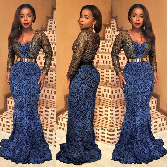 20 Latest And Most Recent Asoebi In Lace Style A Million Styles Africa
