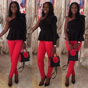 20 outfits @official lindaikeji