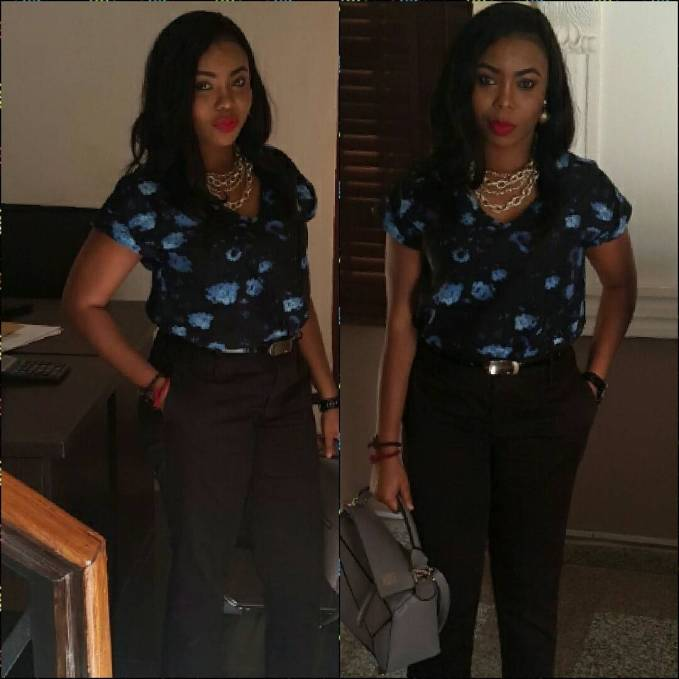 fabulous-corporate-outfits @itz_babyshee, corporate outfits,Nigerian, fashionista, work place, dress, women fashion, business casual attires, professional dressing, corporate attires