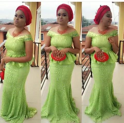 aso ebi attire that @makeupbyojuloge@makeupbyojuloge