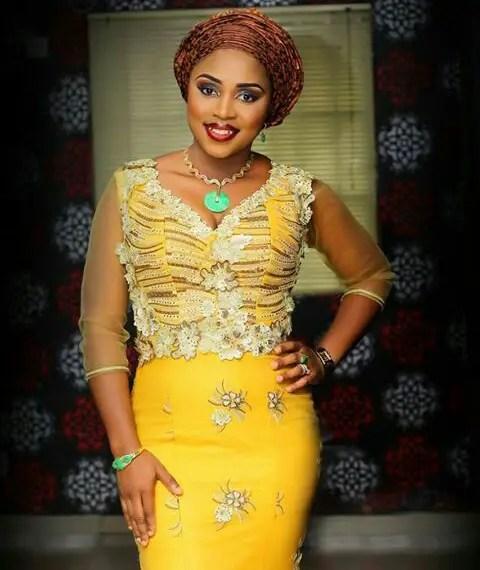 11 Glamorous Asoebi Styles on amillionstyles.com @honeybeesignature