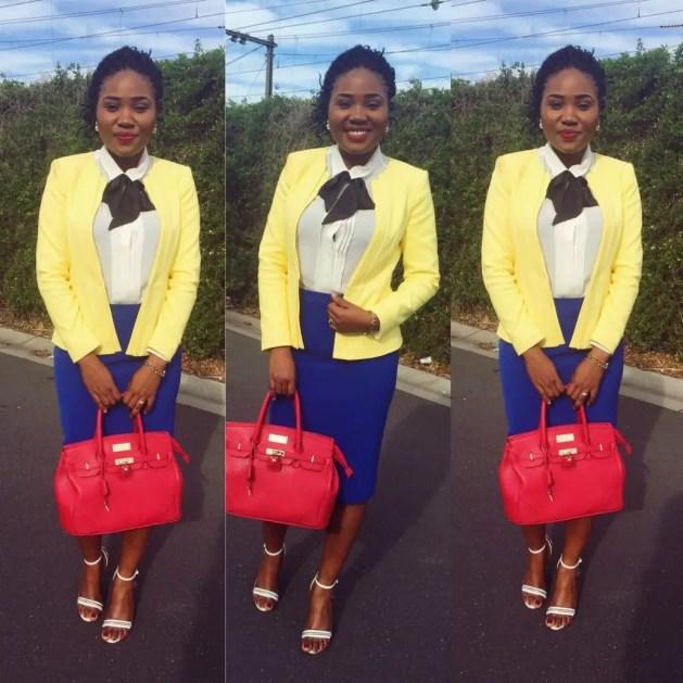 gorgeous work outfits 2016 @thebeningirl