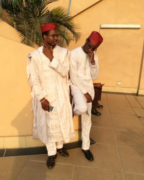 outstanding agbada styles yoruba demons @mr_taze